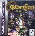 Golden Sun: The Lost Age Game Boy Advance Front Cover