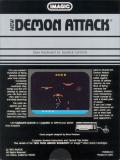 Demon Attack VIC-20 Back Cover