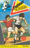Indoor Soccer ZX Spectrum Front Cover