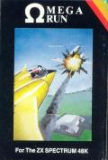 Omega Run ZX Spectrum Front Cover