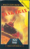 Tank Trax ZX Spectrum Front Cover
