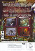 Brave: The Search for Spirit Dancer PlayStation 2 Back Cover