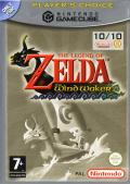 The Legend of Zelda: The Wind Waker GameCube Front Cover