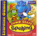JumpStart Spelling Macintosh Front Cover