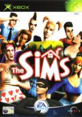 The Sims Xbox Front Cover