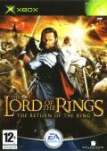 The Lord of the Rings: The Return of the King Xbox Front Cover