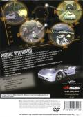 SpyHunter PlayStation 2 Back Cover