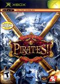 Sid Meier's Pirates! Xbox Front Cover