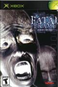 Fatal Frame Xbox Front Cover