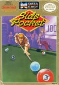 Side Pocket NES Front Cover