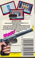 Ghostbusters ZX Spectrum Back Cover