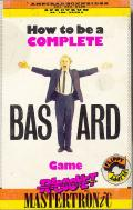 How to be a Complete Bastard Amstrad CPC Front Cover