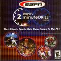 ESPN's 2-Minute Drill Macintosh Other Jewel Case - Front