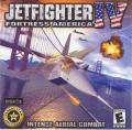 JetFighter IV: Fortress America Windows Other Jewel Case - Front