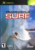 TransWorld SURF Xbox Front Cover