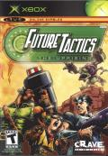 Future Tactics: The Uprising Xbox Front Cover