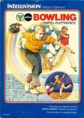 PBA Bowling Intellivision Front Cover