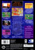 Theme Park SEGA Saturn Back Cover