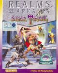 Realms of Arkania: Star Trail DOS Front Cover