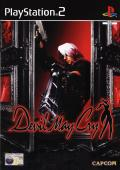 Devil May Cry PlayStation 2 Front Cover