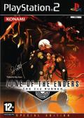 Zone of the Enders: The 2nd Runner (Special Edition) PlayStation 2 Front Cover