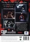 Fatal Frame II: Crimson Butterfly PlayStation 2 Back Cover