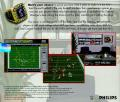 Total Control Football DOS Other Jewel Case - Back
