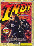 Indiana Jones and the Last Crusade: The Action Game ZX Spectrum Front Cover