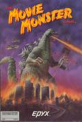 The Movie Monster Game Commodore 64 Front Cover
