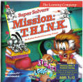 Super Solvers Mission: T.H.I.N.K. Macintosh Front Cover