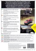 WRC World Rally Championship PlayStation 2 Back Cover