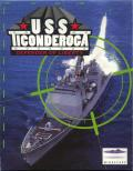USS Ticonderoga: Life and Death on the High Seas DOS Front Cover