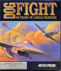 Air Duel: 80 Years of Dogfighting Amiga Front Cover