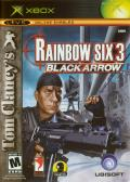 Tom Clancy's Rainbow Six 3: Black Arrow Xbox Front Cover
