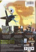 Tim Burton's The Nightmare Before Christmas: Oogie's Revenge Xbox Back Cover