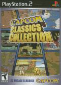 Capcom Classics Collection PlayStation 2 Front Cover