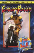 Enduro Racer ZX Spectrum Front Cover