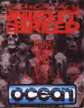 Clive Barker's Nightbreed: The Interactive Movie Amiga Front Cover