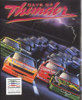 Days of Thunder Amiga Front Cover