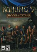 Konung 2: Blood of Titans Windows Front Cover