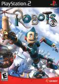 Robots PlayStation 2 Front Cover