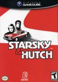 Starsky & Hutch GameCube Front Cover
