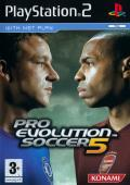 World Soccer: Winning Eleven 9 PlayStation 2 Front Cover