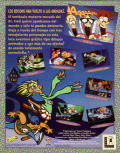 Maniac Mansion: Day of the Tentacle DOS Back Cover