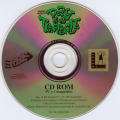Maniac Mansion: Day of the Tentacle DOS Media