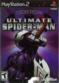 Ultimate Spider-Man (Limited Edition) PlayStation 2 Front Cover