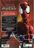 Ultimate Spider-Man (Limited Edition) PlayStation 2 Back Cover