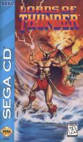 Lords of Thunder SEGA CD Front Cover