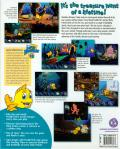 Freddi Fish and the Case of the Missing Kelp Seeds Macintosh Back Cover