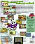 Putt-Putt Enters the Race Macintosh Back Cover